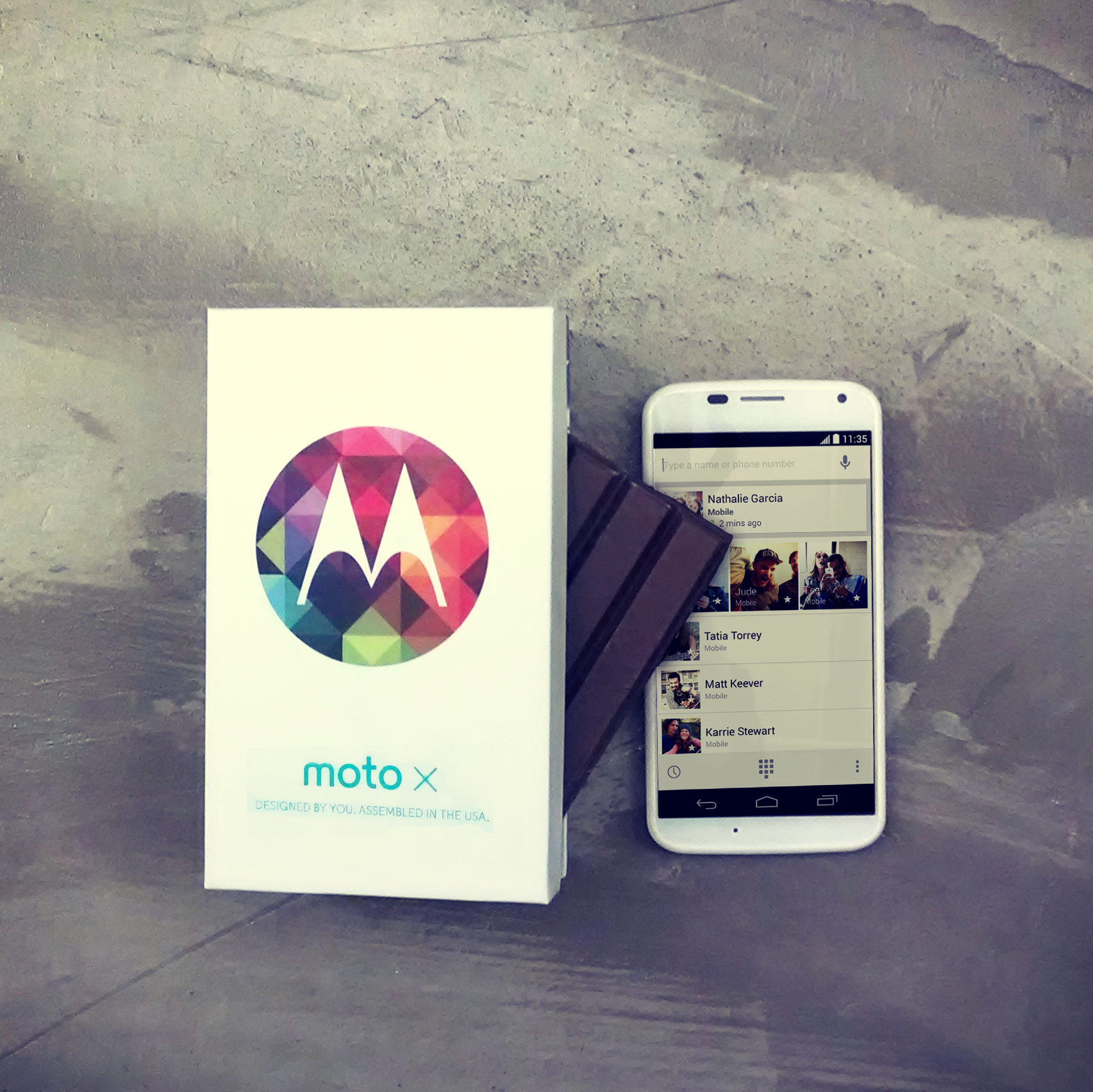 KitKat Comes to Moto X First on Verizon Wireless