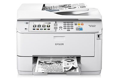Epson WorkForce Pro M5000 Series Monochrome Printers Maximize Business Productivity