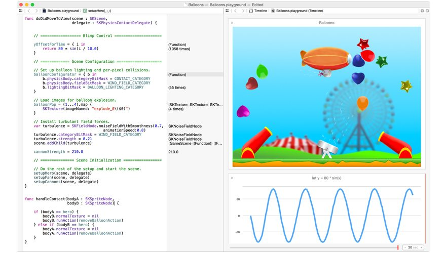 Swift Playgrounds App Makes Learning to Code Easy & Fun