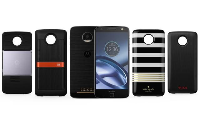 Moto Z Droids and Moto Mods are now available for pre-order exclusively on Verizon