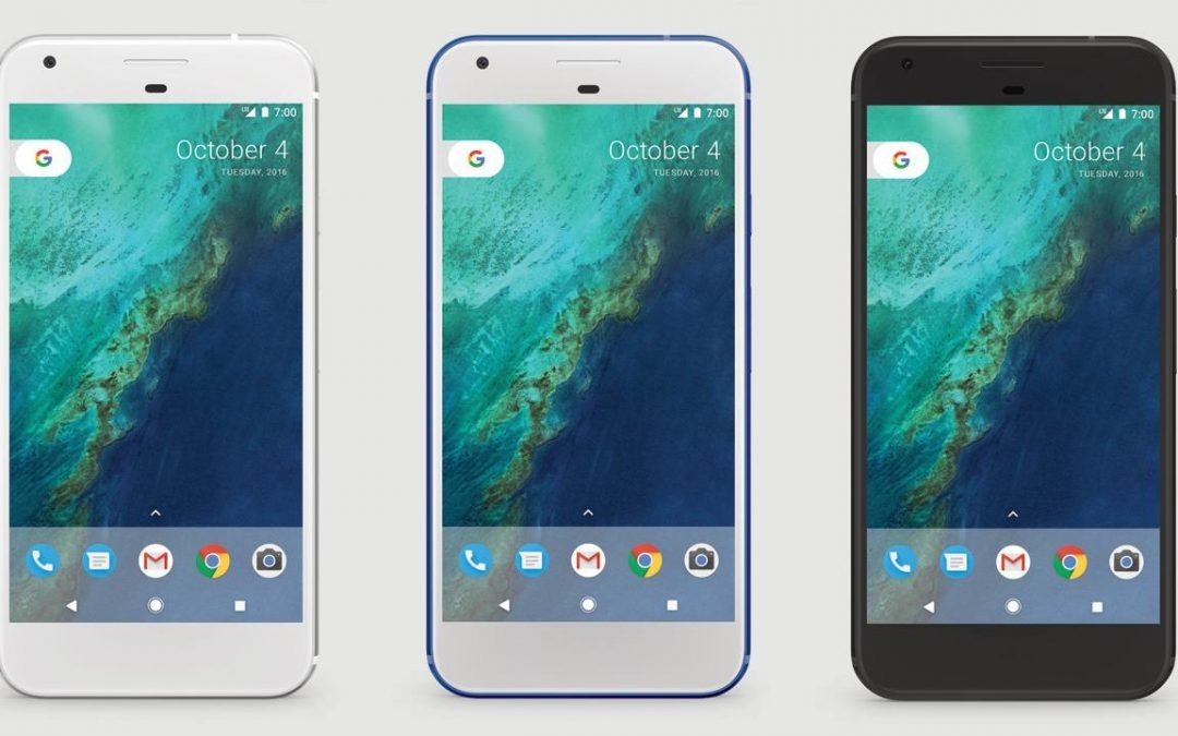 Order Pixel, Phone by Google with Verizon LTE Advanced from Verizon today