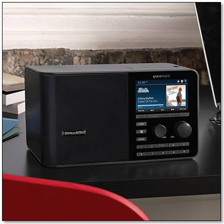 Uniquely Blending High-End Audio with Unparalleled Streaming, Grace Digital Introduces SiriusXM® Sound Station